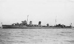 Acheron HMS